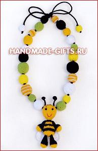 Слингобусы с игрушкой Пчелкой Маей купить
