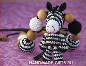 слингобусы купить, мамабусы, кормительные бусы, вязаные бусы, слингобусы с куклой, вязаный петрушка, вязаный клоун