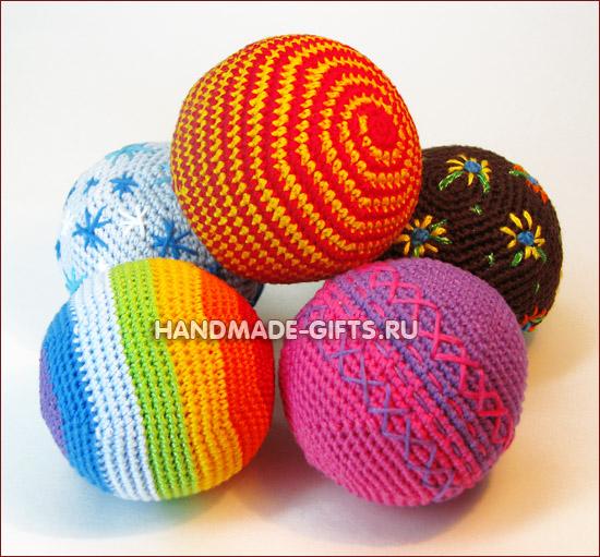 купить вязаный мяч, мяч погремушка, вязаные игрушки, подарки ручной работы, вязанные крючком мячи, вязаные мячи, вязаные погремушки