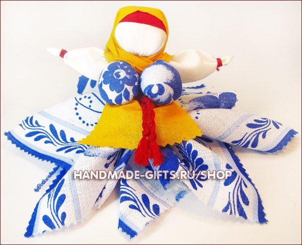 Игровая тряпичная кукла